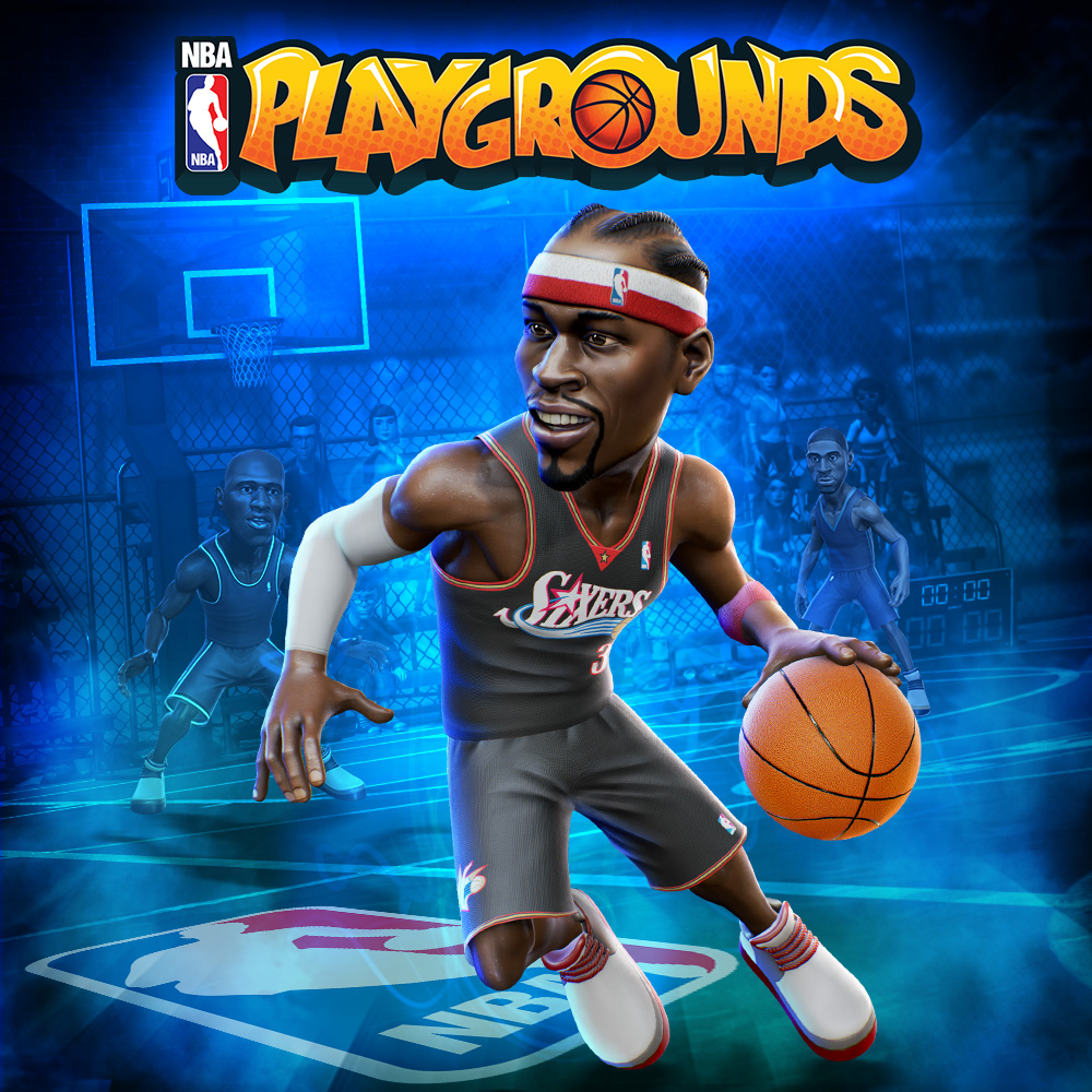 Nintendo eShop Downloads Europe NBA Playgrounds