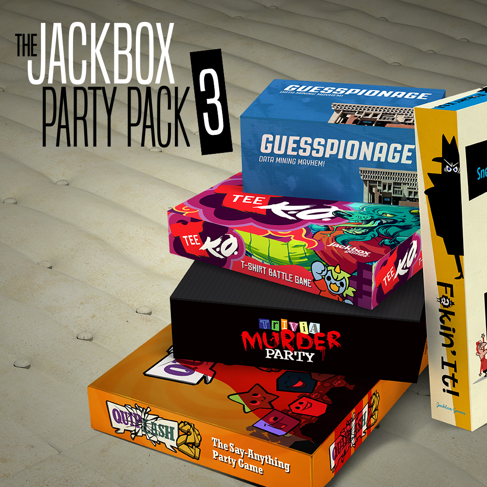 Nintendo eShop Highlights The Jackbox Party Pack 3
