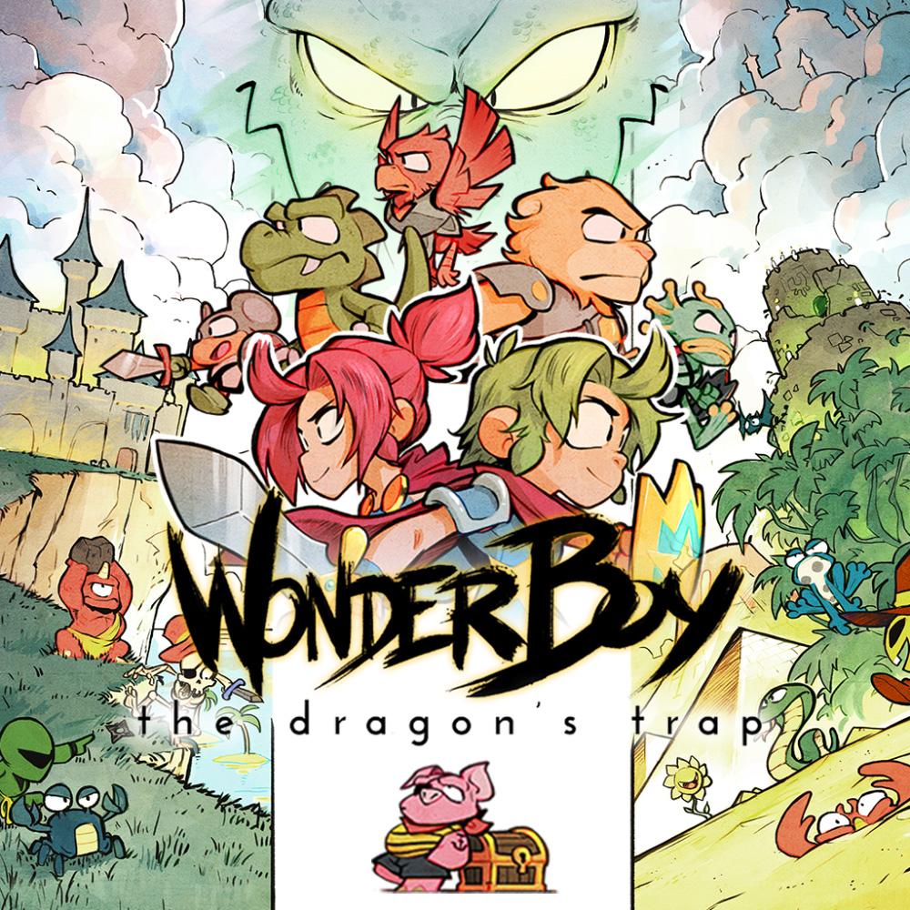Nintendo eShop Highlights Wonder Boy The Dragon's Trap