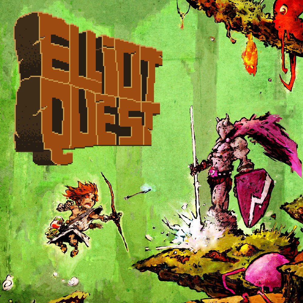 Nintendo eShop Downloads Europe Elliot Quest