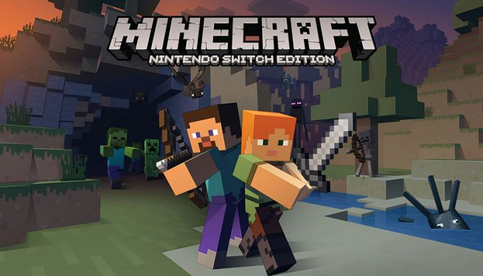 NoA: 'Explore and create epic worlds in Minecraft: Nintendo Switch Edition'