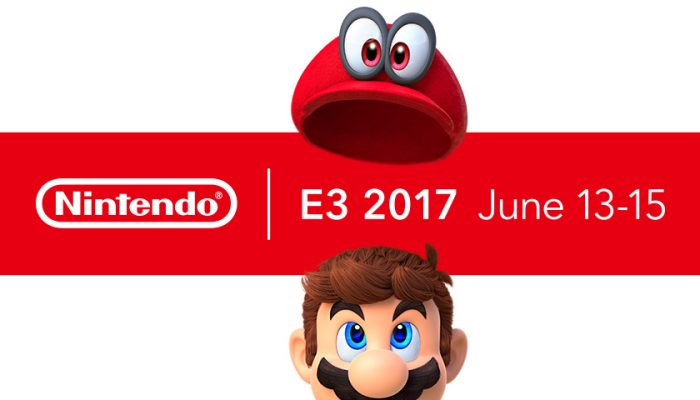 NoA: 'Let's-a Go! Mario, Tournaments and Nintendo Switch head to E3 2017'