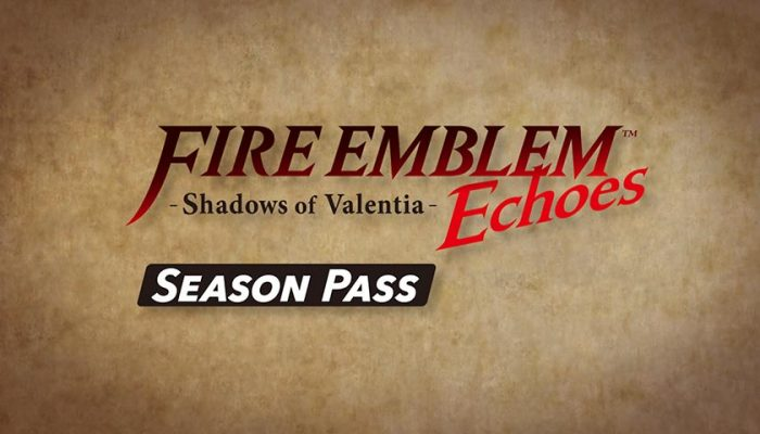 NoA: 'Nintendo details DLC coming to Fire Emblem Echoes: Shadows of Valentia for Nintendo 3DS'