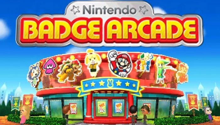 Nintendo Badge Arcade gets its last set of badges on June 23