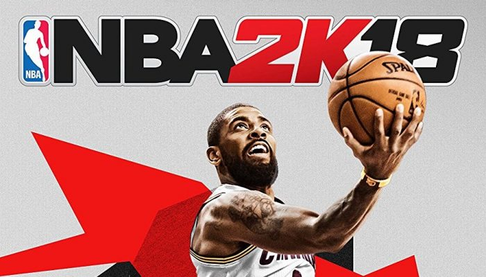 Kyrie Irving announced as cover athlete for NBA 2K18