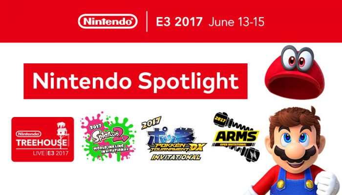 NoA: 'Nintendo adds Pokkén Tournament DX to the E3 lineup'