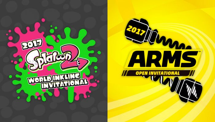 NoA: 'Nintendo Details Splatoon 2 and Arms E3 Tournaments'