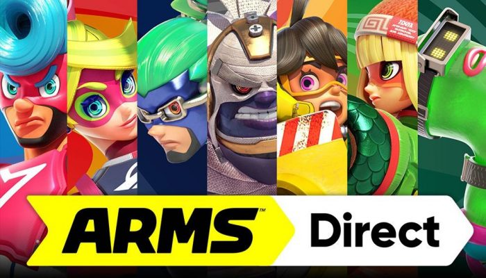 Arms Direct announced for May 17 at 3 PM PT