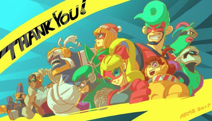 Nintendo Minute – Arms Art Contest Winners Revealed!
