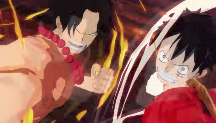 One Piece: Unlimited World Red Deluxe Edition – Announcement Trailer