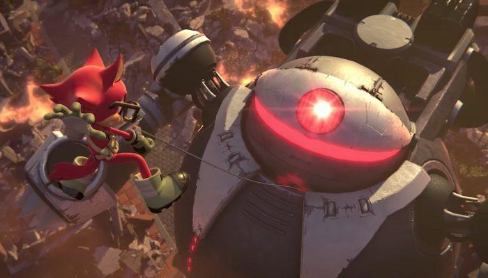 Sonic Forces – Custom Hero Trailer