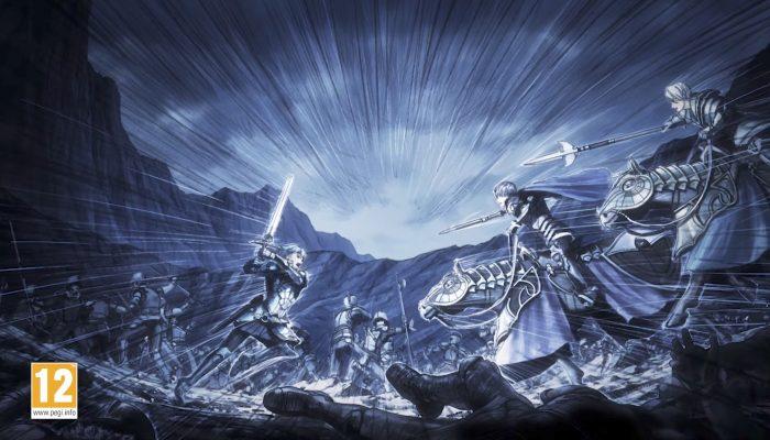Nintendo France : 'Fire Emblem Echoes: Shadows of Valentia est disponible dès maintenant en boutique et sur le Nintendo eShop'