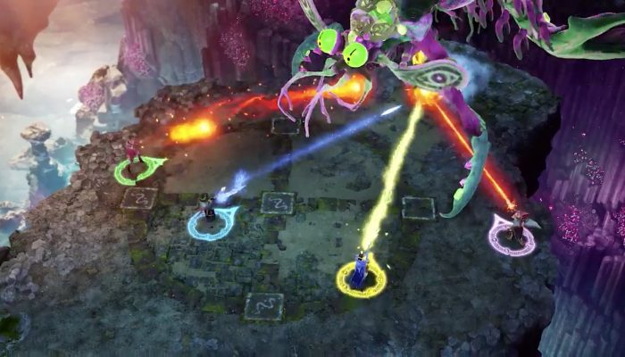 Nine Parchments announced on Nintendo Switch