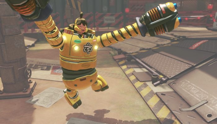 Arms – Mechanica Character Trailer