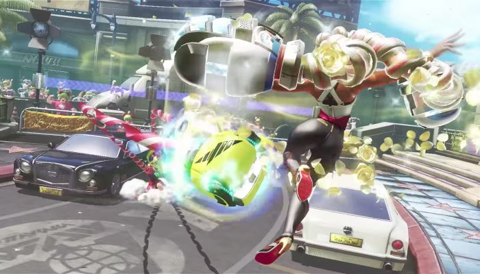 Arms – Japanese Overview Trailer