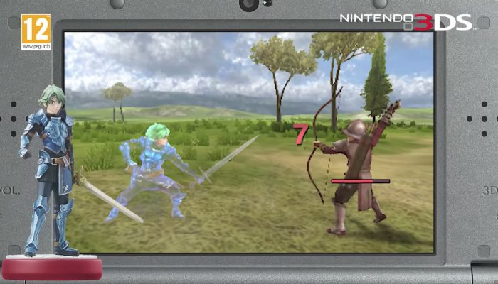 Fire Emblem Echoes : Shadows of Valentia – Bande-annonce amiibo