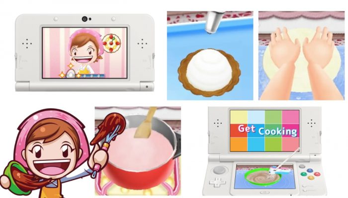 Cooking Mama : Sweet Shop – Bande-annonce de lancement