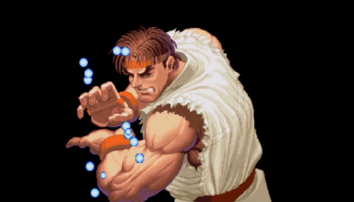 Nintendo France : 'Déjà en boutiques et sur le Nintendo eShop – Ultra Street Fighter II: The Final Challengers'