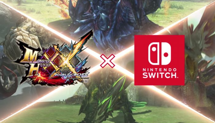 Monster Hunter Double Cross Nintendo Switch Ver. – Japanese Reveal Trailer