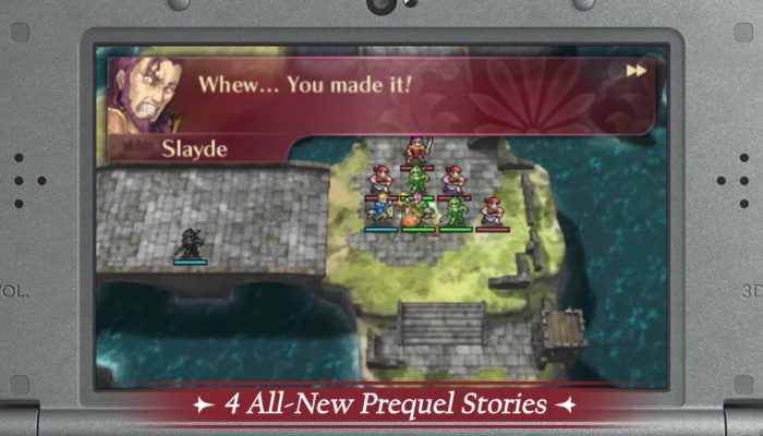 Fire Emblem Echoes: Shadows of Valentia – Rise of the Deliverance Pack Trailer