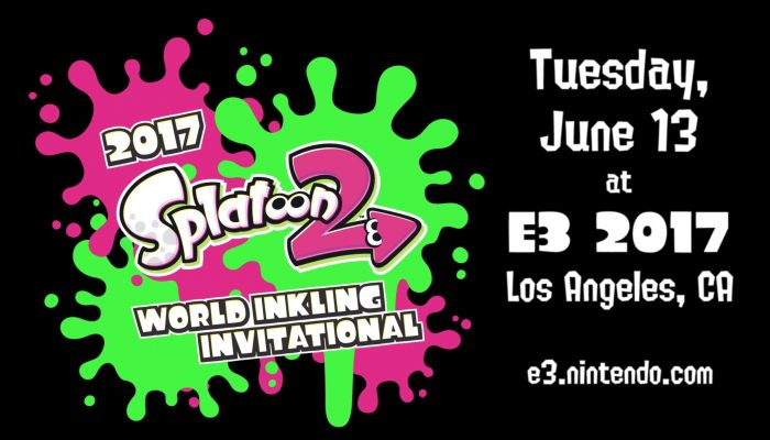 NoE: 'Nintendo details Splatoon 2 and Arms E3 tournaments'