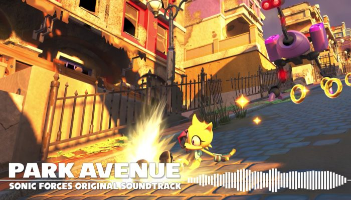 Sonic Forces – Park Avenue OST (Custom Character)