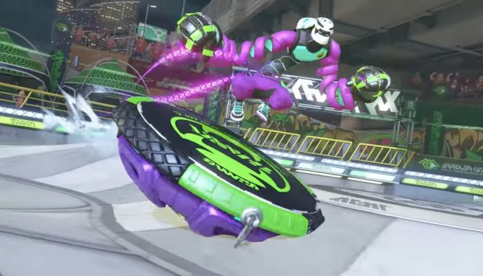 Arms – More Japanese Commercials