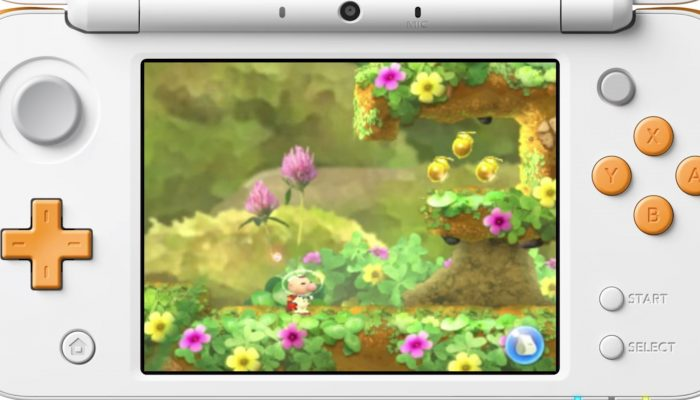 Hey! Pikmin – Japanese Overview Trailer