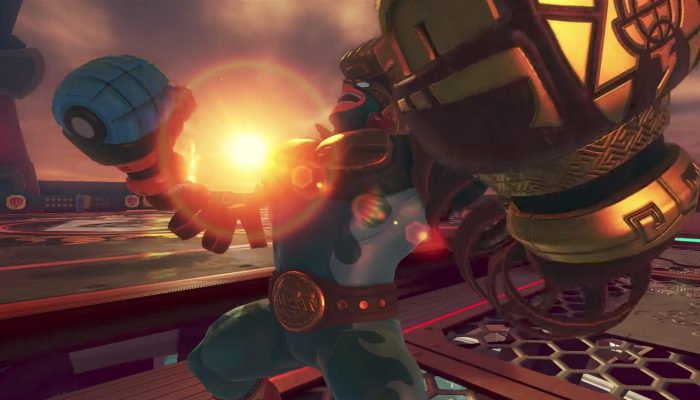 Arms – Grand Prix Official Theme Song