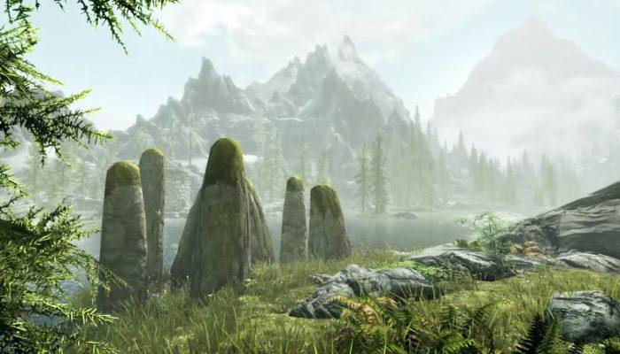 The Elder Scrolls V: Skyrim – 'Take a Walk' E3 2017 Trailer