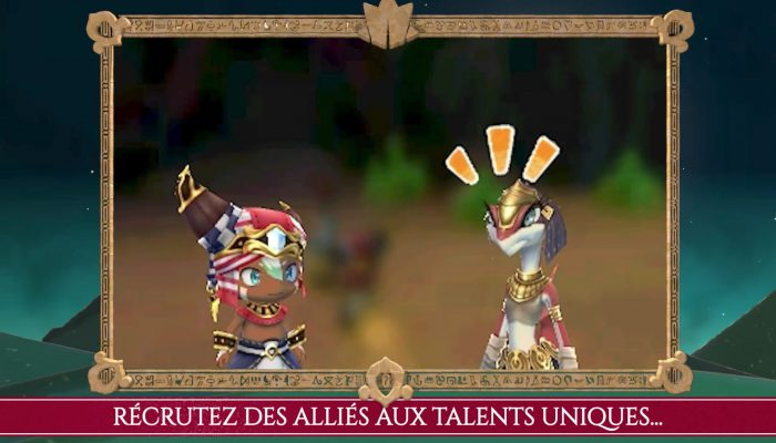 Ever Oasis – Publicité Exploration