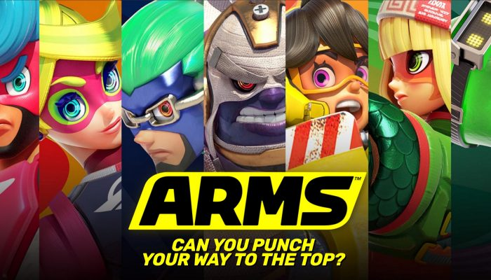 NoE: 'Punch your way to the top at our updated official Arms website!'