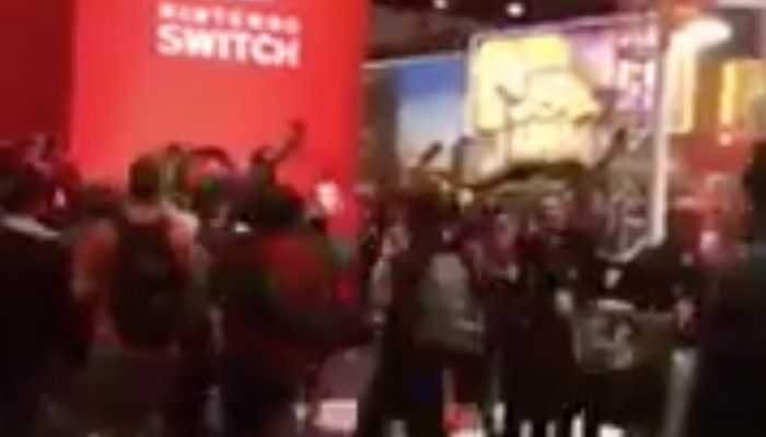 A glimpse at the Nintendo hype at E3 2017