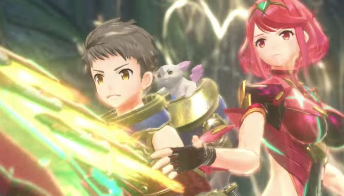 Xenoblade Chronicles 2 – E3 2017 Trailer