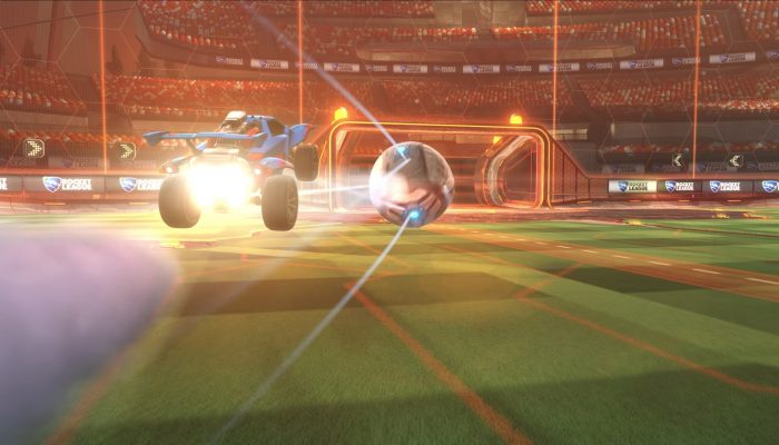 Rocket League – E3 2017 Trailer