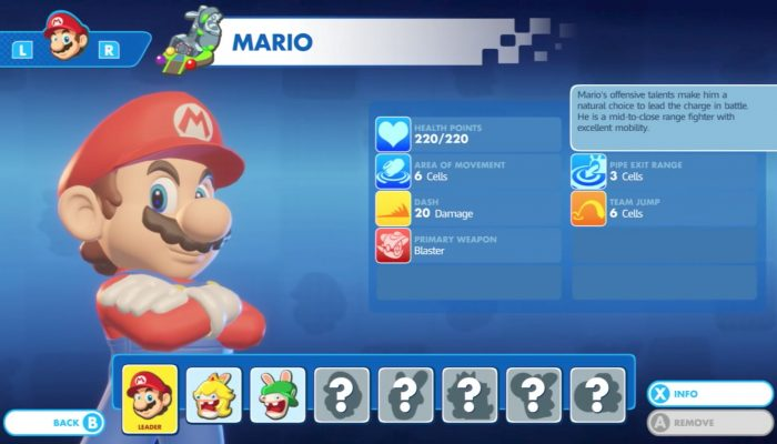 Mario + Rabbids Kingdom Battle – E3 2017 Demonstration