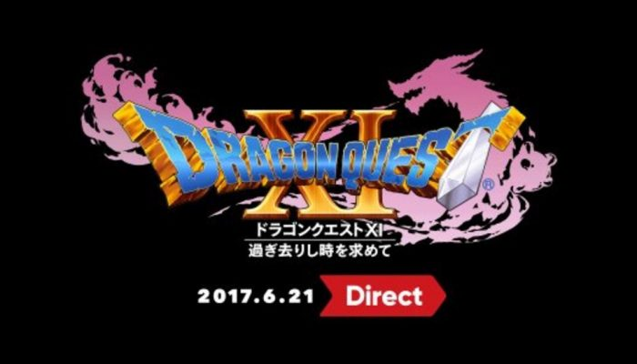 Japanese Dragon Quest XI Direct announced for June 21