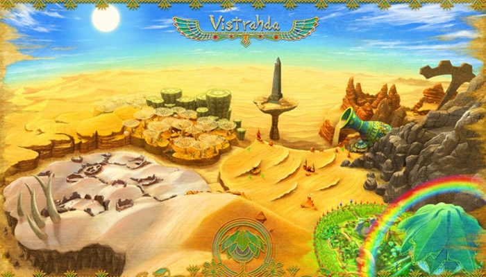 NoE: 'The world of Ever Oasis – Part 2'