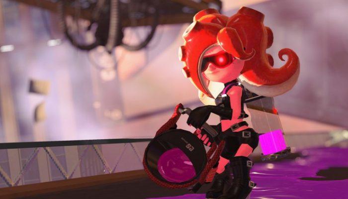 Nintendo France : 'Rapport du laboratoire de recherche sur les calamars : stopper la menace octarienne dans le mode Héros de Splatoon 2'