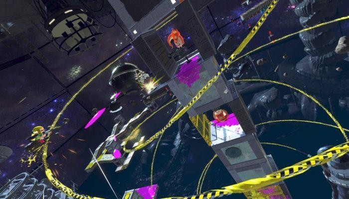 Nintendo France : 'Dernières infos du laboratoire de recherche sur les calamars : à la recherche d'Ayo dans le mode Héros de Splatoon2'