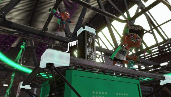 Nintendo France : 'Rapport du laboratoire de recherche sur les calamars sur les matchs pro de Splatoon 2'