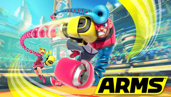 NoA: 'Revolutionary new fighting game Arms now available for Nintendo Switch'