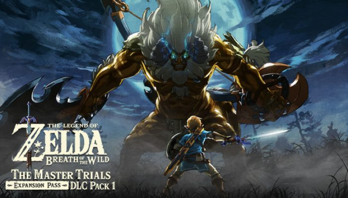 Zelda: 'The Master Trials have arrived!'