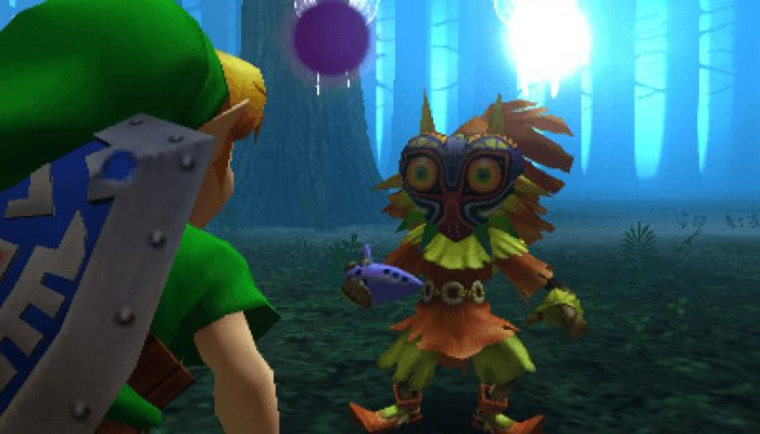 Zelda: 'Countdown to DLC Pack 1: Majora's Mask'
