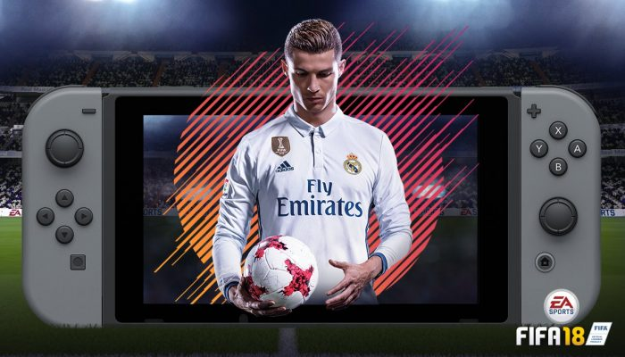 FIFA 18 is the FIFA game coming to Nintendo Switch