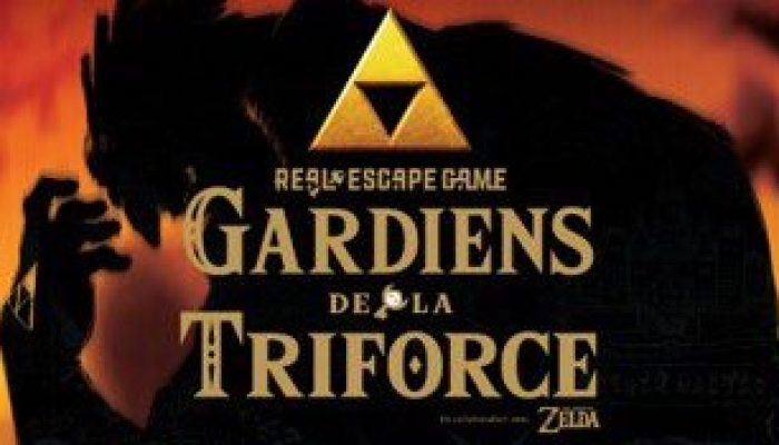 Defenders of the Triforce arrive à la Japan Expo