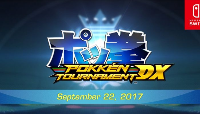 Pokkén Tournament DX launches September 22 on Nintendo Switch