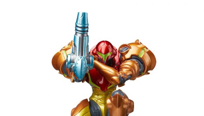 Samus Aran and Metroid amiibo announced for Metroid Samus Returns