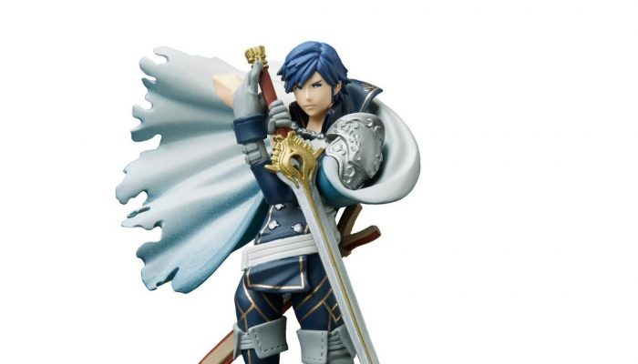 Chrom and Tiki amiibo announced for Fire Emblem Warriors
