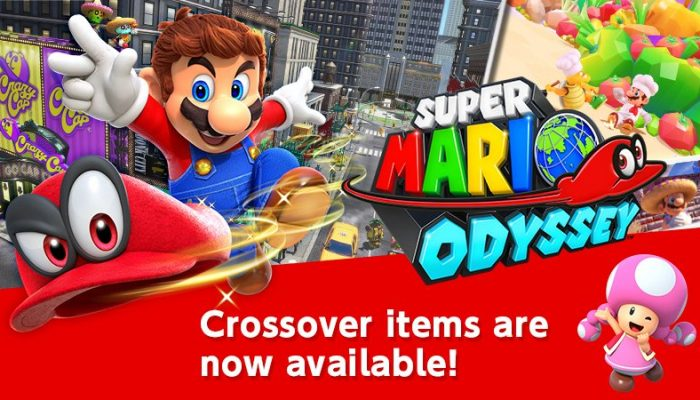 Super Mario Odyssey goodies come to Super Mario Run